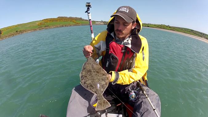 Flounder 2 Front